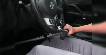 Оборудования для ручного управления автомобилем инвалидом: преимущества и недостатки
